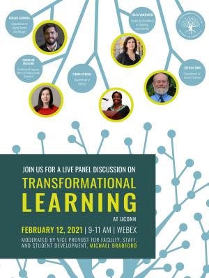 Transformational Learning Panel Presentation
